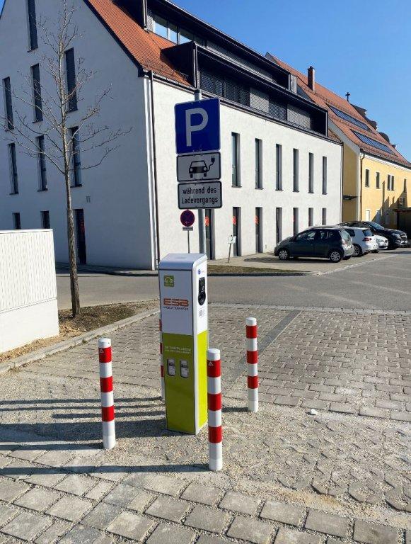 Ladepunkt Lorenzerstraße
